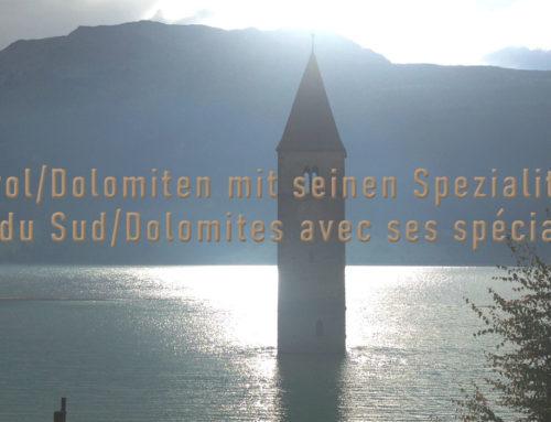 Wine & Dine Südtirol 20.3.2020